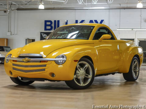 2004 Chevrolet SSR for sale at Bill Kay Corvette's and Classic's in Downers Grove IL