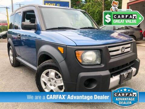 2007 Honda Element for sale at High Rated Auto Company in Abingdon MD