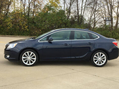 2015 Buick Verano for sale at LANDMARK OF TAYLORVILLE in Taylorville IL