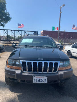 1999 Jeep Grand Cherokee for sale at Premier Auto Sales in Modesto CA