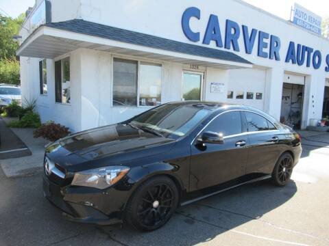 2014 Mercedes-Benz CLA for sale at Carver Auto Sales in Saint Paul MN