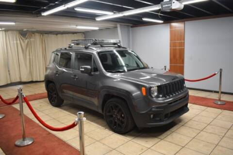2018 Jeep Renegade for sale at Adams Auto Group Inc. in Charlotte NC