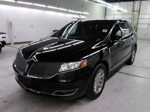 2016 Lincoln MKT Town Car for sale at Cj king of car loans/JJ's Best Auto Sales in Troy MI