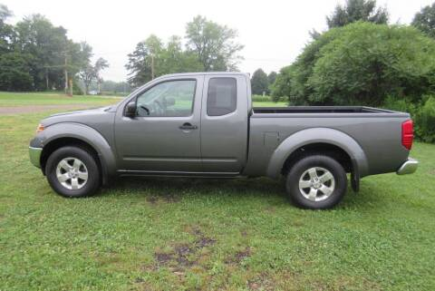 2009 Nissan Frontier for sale at Clearwater Motor Car in Jamestown NY