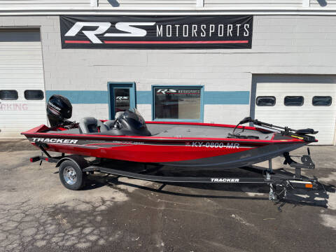 2018 Tracker PRO 175 TX for sale at RS Motorsports, Inc. in Canandaigua NY