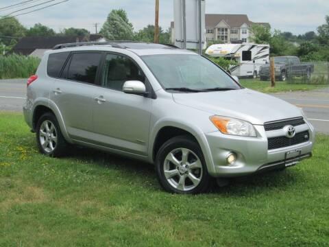 2010 Toyota RAV4 for sale at Saratoga Motors in Gansevoort NY