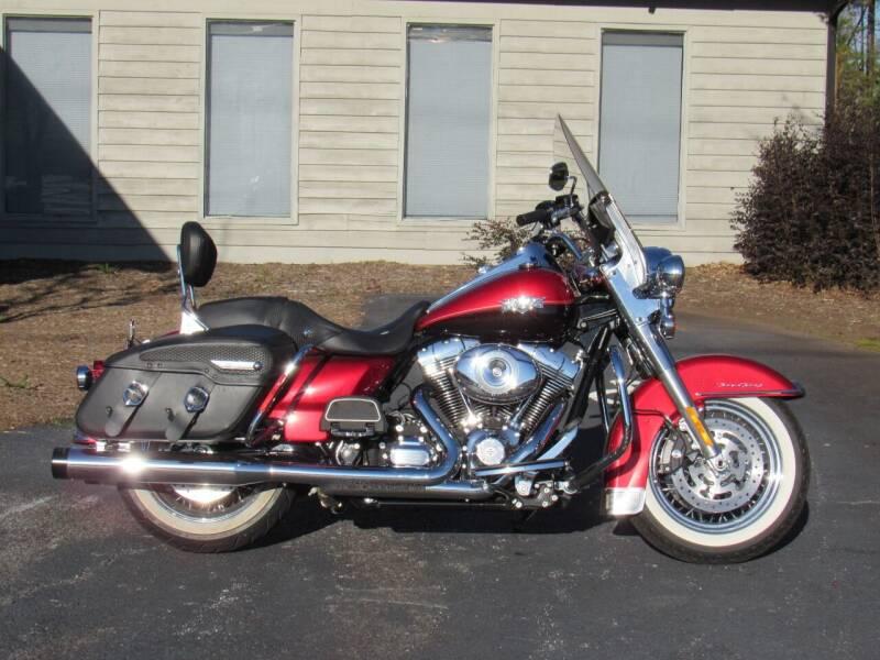 2013 Harley-Davidson Road King for sale at Blue Ridge Riders in Granite Falls NC