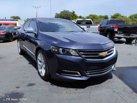 2018 Chevrolet Impala for sale at Start Auto Liquidation Center in Miramar FL