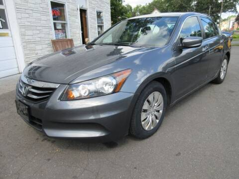 2012 Honda Accord for sale at BOB & PENNY'S AUTOS in Plainville CT