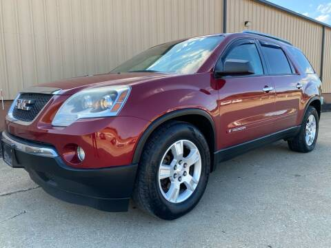2008 GMC Acadia for sale at Prime Auto Sales in Uniontown OH
