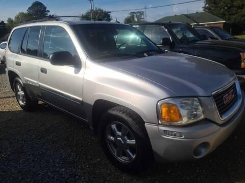 2004 GMC Envoy for sale at Five Star Motors in Senatobia MS