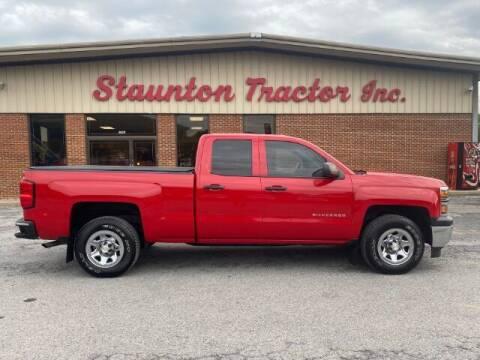 2014 Chevrolet Silverado 1500 for sale at STAUNTON TRACTOR INC in Staunton VA