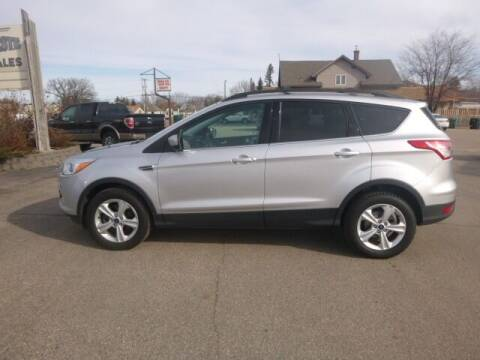 2015 Ford Escape for sale at JIM WOESTE AUTO SALES & SVC in Long Prairie MN