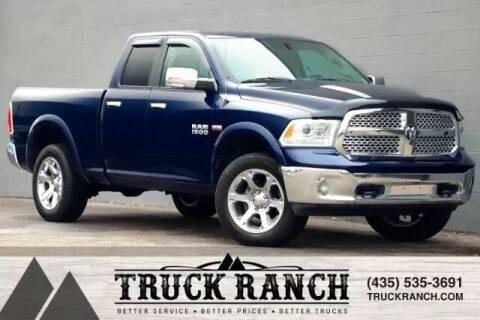 2015 RAM Ram Pickup 1500 for sale at Truck Ranch in Logan UT