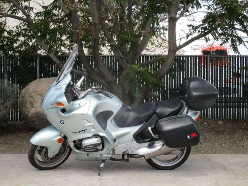 1996 BMW R1100RT for sale at Sierra Classics & Imports in Reno NV