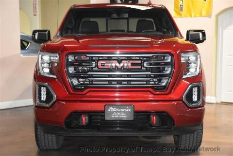 2019 GMC Sierra 1500 for sale at Tampa Bay AutoNetwork in Tampa FL