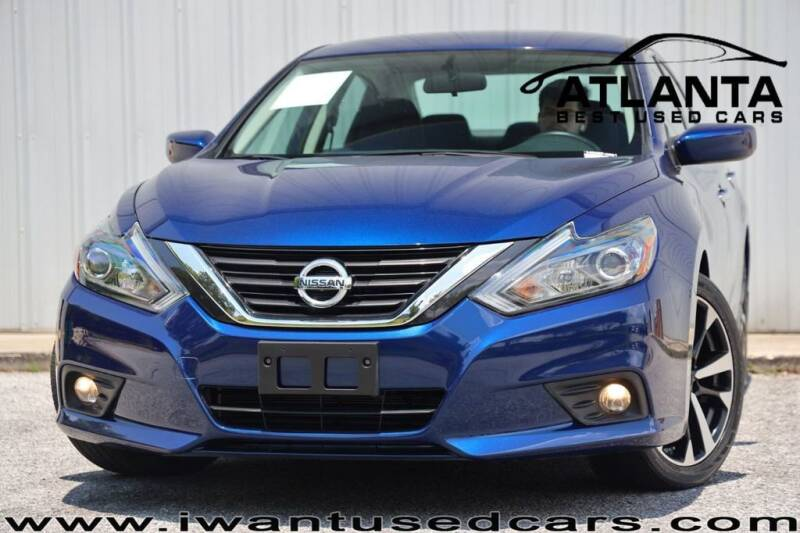 2018 Nissan Altima for sale in Norcross, GA