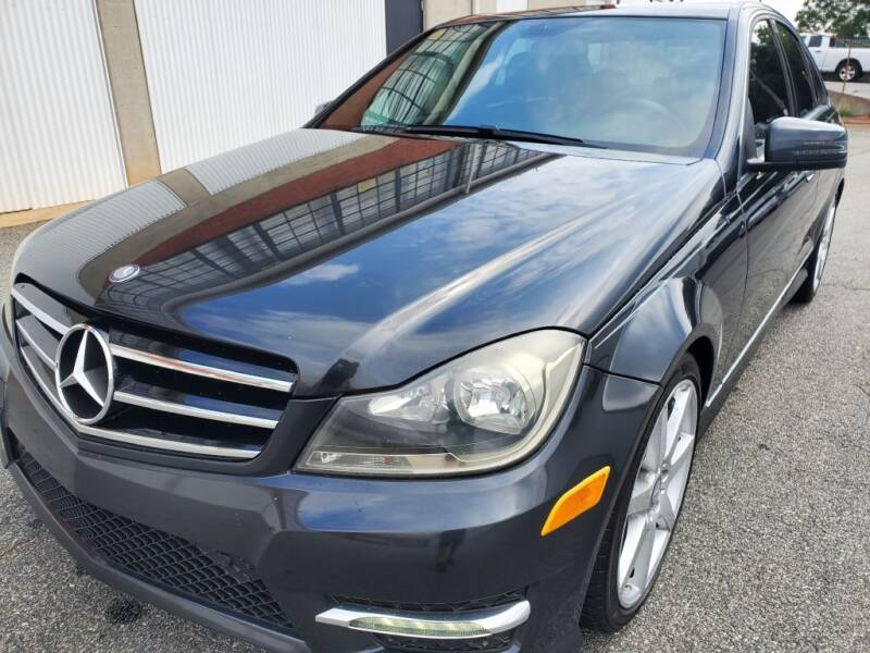 2014 Mercedes-Benz C-Class for sale at Atlanta's Best Auto Brokers in Marietta GA