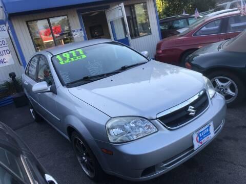 2008 Suzuki Forenza for sale at Klein on Vine in Cincinnati OH