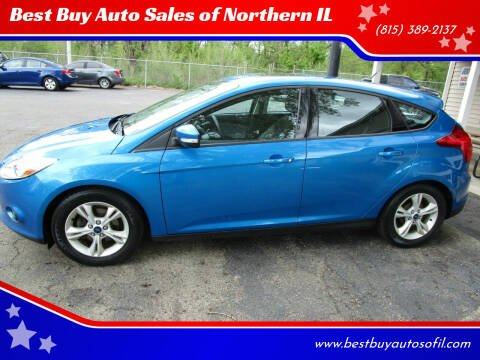 2014 Ford Focus for sale at Best Buy Auto Sales of Northern IL in South Beloit IL