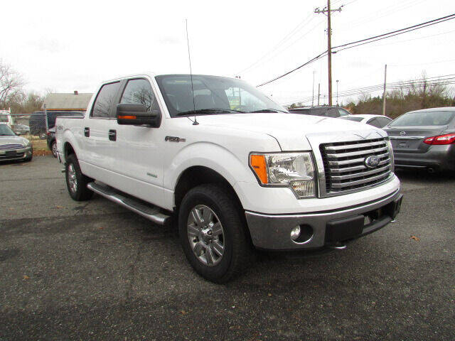 2012 Ford F-150 for sale at Auto Outlet Of Vineland in Vineland NJ