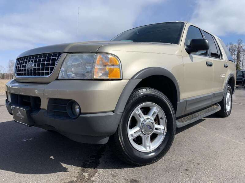 2003 Ford Explorer for sale at LUXURY IMPORTS in Hermantown MN