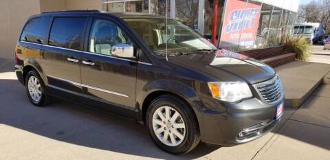 2012 Chrysler Town and Country for sale at Swift Auto Center of North Platte in North Platte NE