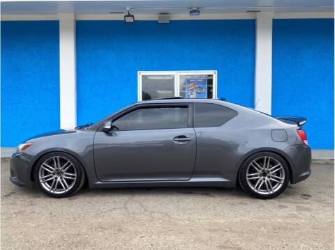 2012 Scion tC for sale at Khodas Cars in Gilroy CA