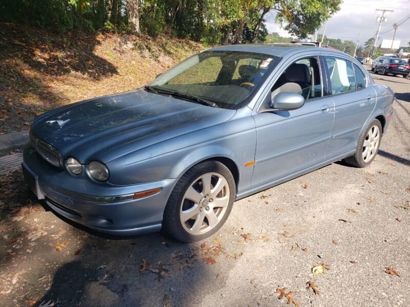 2005 Jaguar X-Type for sale at CRS 1 LLC in Lakewood NJ