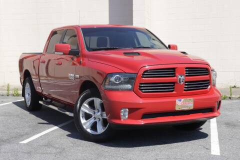 2016 RAM Ram Pickup 1500 for sale at El Compadre Trucks in Doraville GA