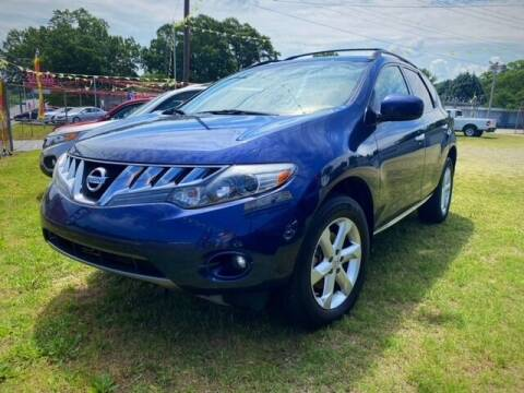 2009 Nissan Murano for sale at Cutiva Cars in Gastonia NC