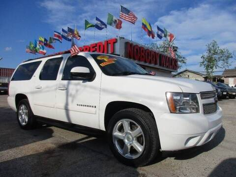 2007 Chevrolet Suburban for sale at Giant Auto Mart 2 in Houston TX