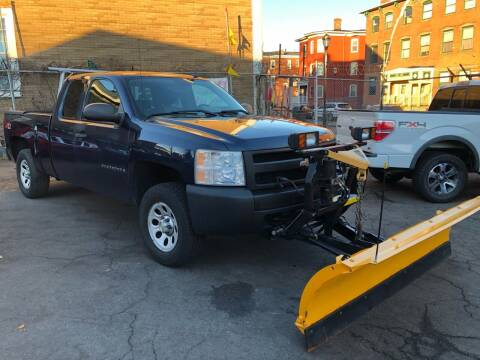 2008 Chevrolet Silverado 1500 for sale at James Motor Cars in Hartford CT