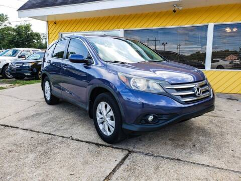 2013 Honda CR-V for sale at THE COLISEUM MOTORS in Pensacola FL
