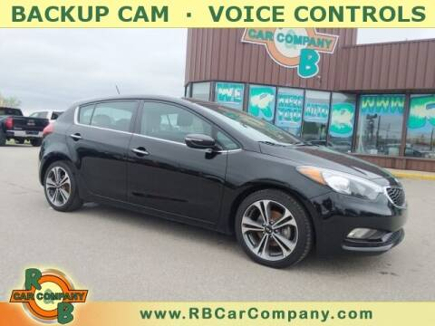 2016 Kia Forte5 for sale at R & B Car Co in Warsaw IN