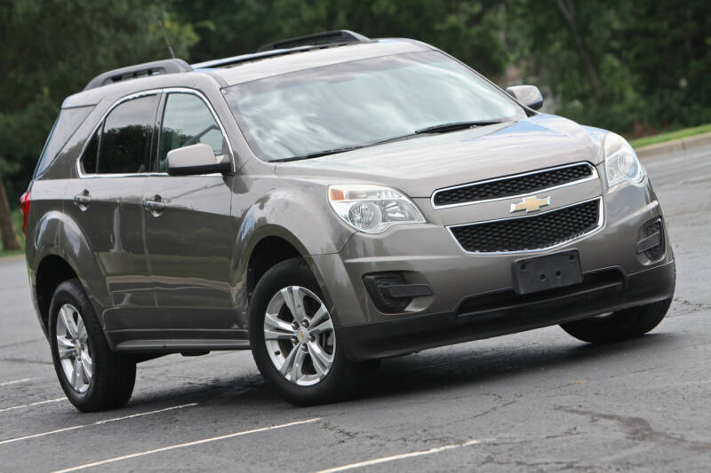 2011 Chevrolet Equinox for sale at P M Auto Gallery in De Soto KS