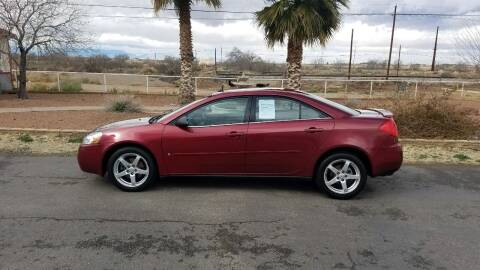 2008 Pontiac G6 for sale at Ryan Richardson Motor Company in Alamogordo NM