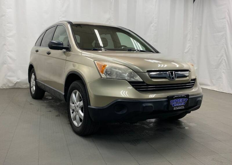 2008 Honda CR-V for sale at Direct Auto Sales in Philadelphia PA