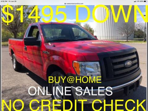 2010 Ford F-150 for sale at Cooks Motors in Westampton NJ