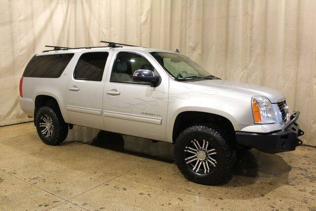 2012 GMC Yukon XL for sale at Autoland Outlets Of Byron in Byron IL
