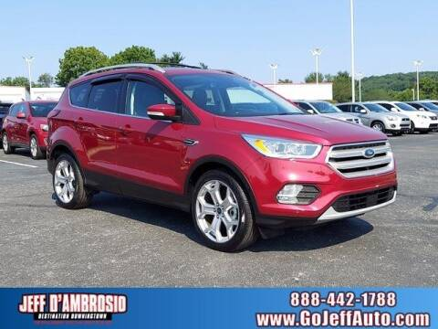 2019 Ford Escape for sale at Jeff D'Ambrosio Auto Group in Downingtown PA