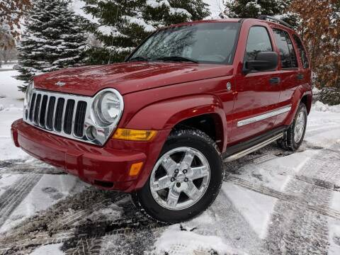 2006 Jeep Liberty for sale at West Point Auto Sales in Mattawan MI