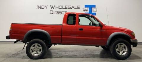 2001 Toyota Tacoma for sale at Indy Wholesale Direct in Carmel IN