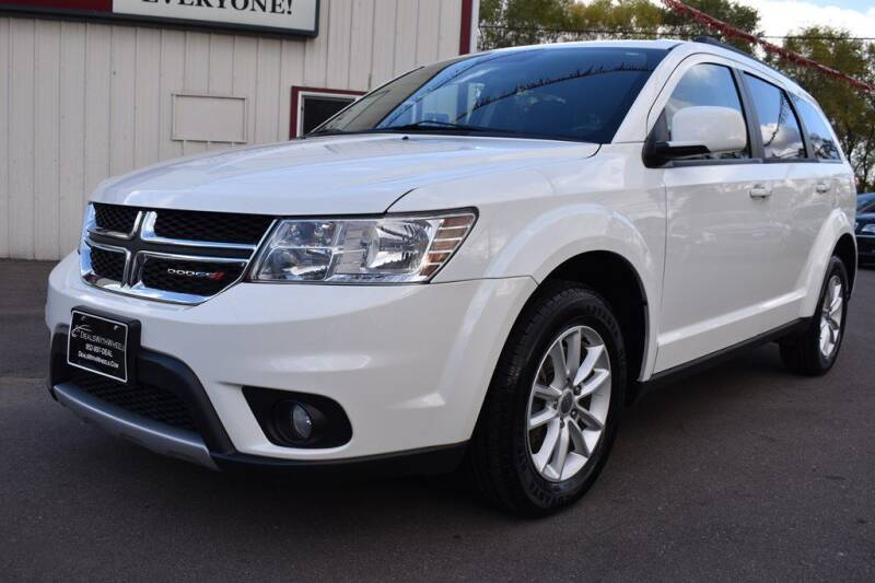 2014 Dodge Grand Caravan for sale at Dealswithwheels in Inver Grove Heights MN