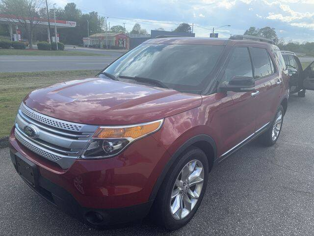 2013 Ford Explorer for sale at Deluxe Auto Group Inc in Conover NC