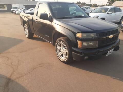 2004 Chevrolet Colorado for sale at COMMUNITY AUTO in Fresno CA