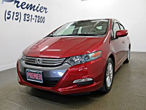 2010 Honda Insight for sale at Premier Automotive Group in Milford OH