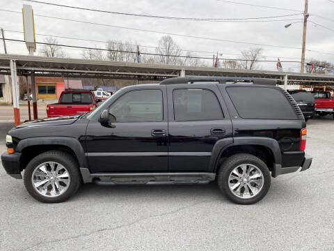 2003 Chevrolet Tahoe for sale at Lewis Used Cars in Elizabethton TN