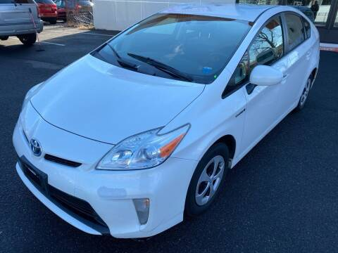 2012 Toyota Prius for sale at MAGIC AUTO SALES in Little Ferry NJ