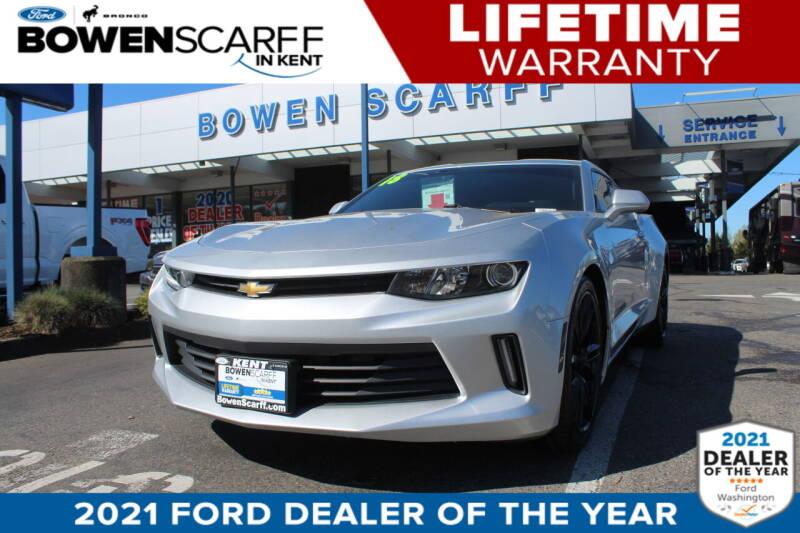2018 Chevrolet Camaro for sale in Kent, WA